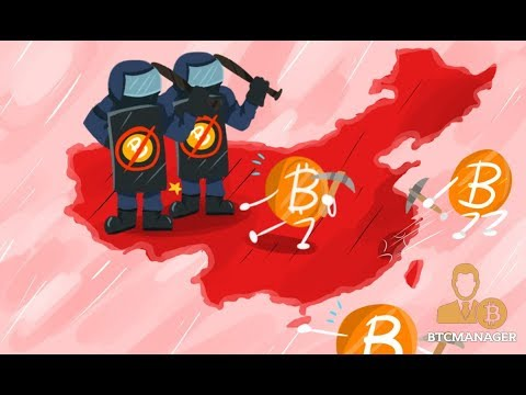 Chinese Regulators Move To Close Bitcoin Mines - Financial Times -