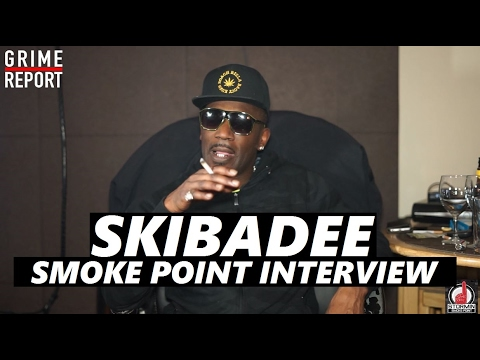 Skibadee - Interview : Best Cro, Origins Of Name, 24 Years As An MC & More [Smoke Point] (prt 1)