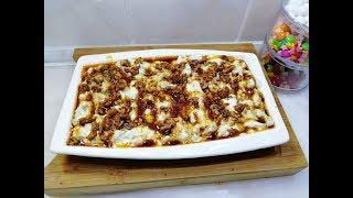 Yaz günlerine en lezzetli ve kolay tarif Kabak Salatası Tarifi, yoğurtlu kabak salatası tarifi