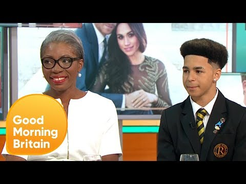 Meet the Lucky Mentee Who Is Attending the Royal Wedding | Good Morning Britain