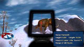 Carnivores: Ice Age PlayStation Minis trailer (EU, PEGI 12+)