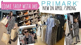WHATS NEW IN STORE PRIMARK APRIL / SPRING 2019 / COME SHOP WITH ME