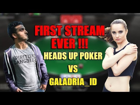 Heads Up Poker vs Galadria ID from the Smart spin Team | twitch.tv Highlight clip
