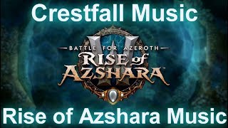 Crestfall Music (Island Expedition Music) Patch | 8.2 Battle for Azeroth Music