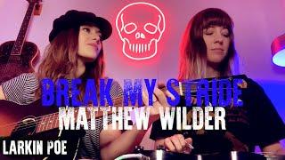 """Matthew Wilder """"Break My Stride"""" (Larkin Poe Cover)"""