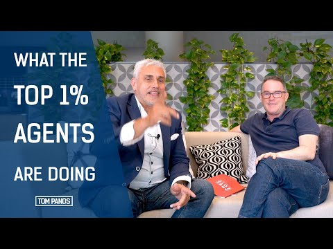 What the top 1% agents are doing - John McGrath