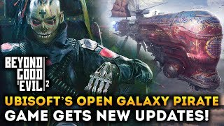New Updates on Ubisoft's Biggest Game Yet: Beyond Good and Evil 2 (New Gameplay Details!)