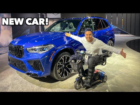 BUYING A 2020 BMW X5M?! *New Car*