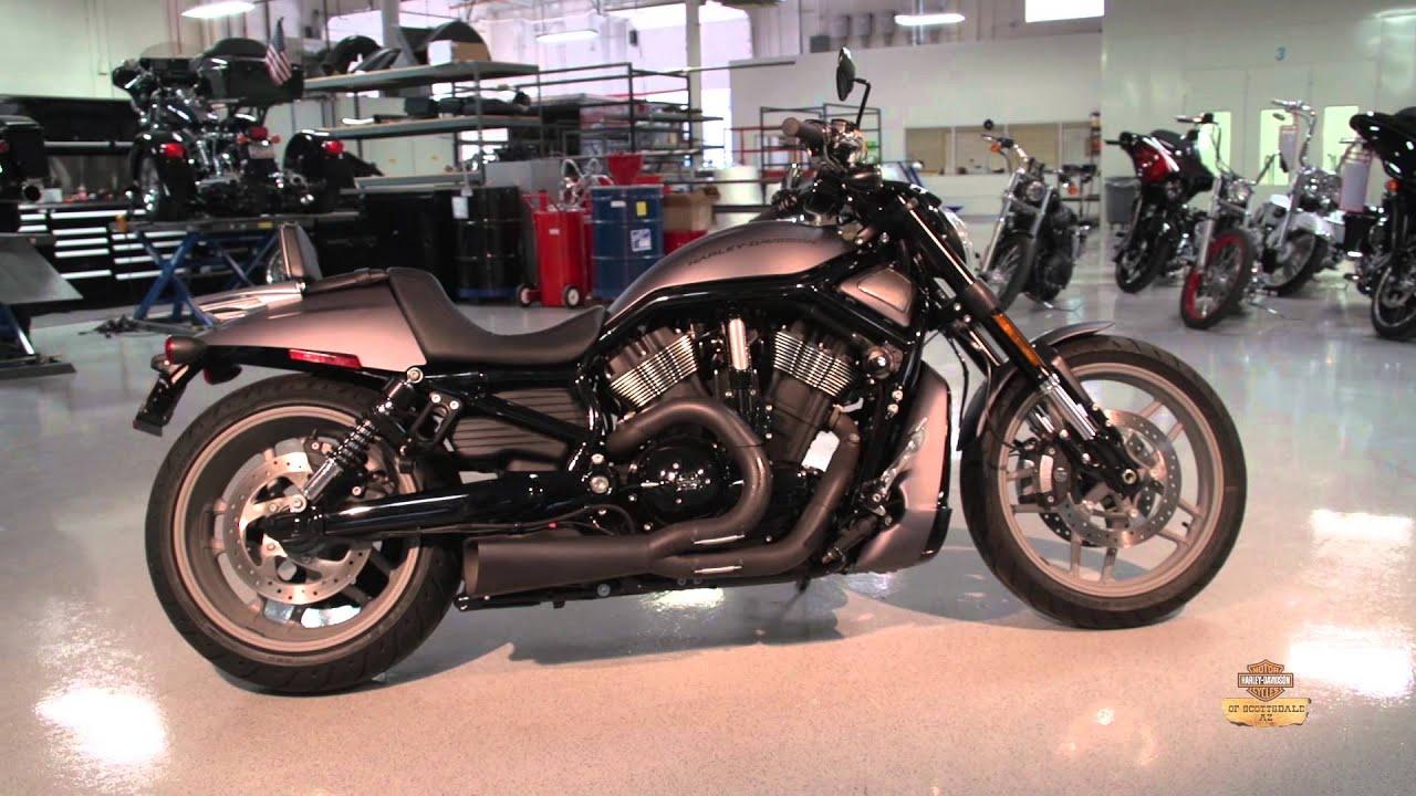 Harley Davidson Of Scottsdale 2012 V Rod Night Rod Special