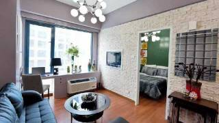 Eastwood Condo For Rent 1 Bedroom, Fully Furnished (parkview Tower)