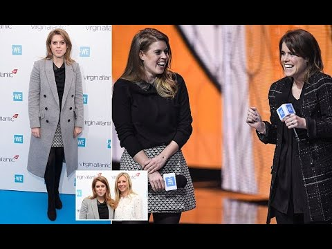 Princess Beatrice looks chic at charity event in London