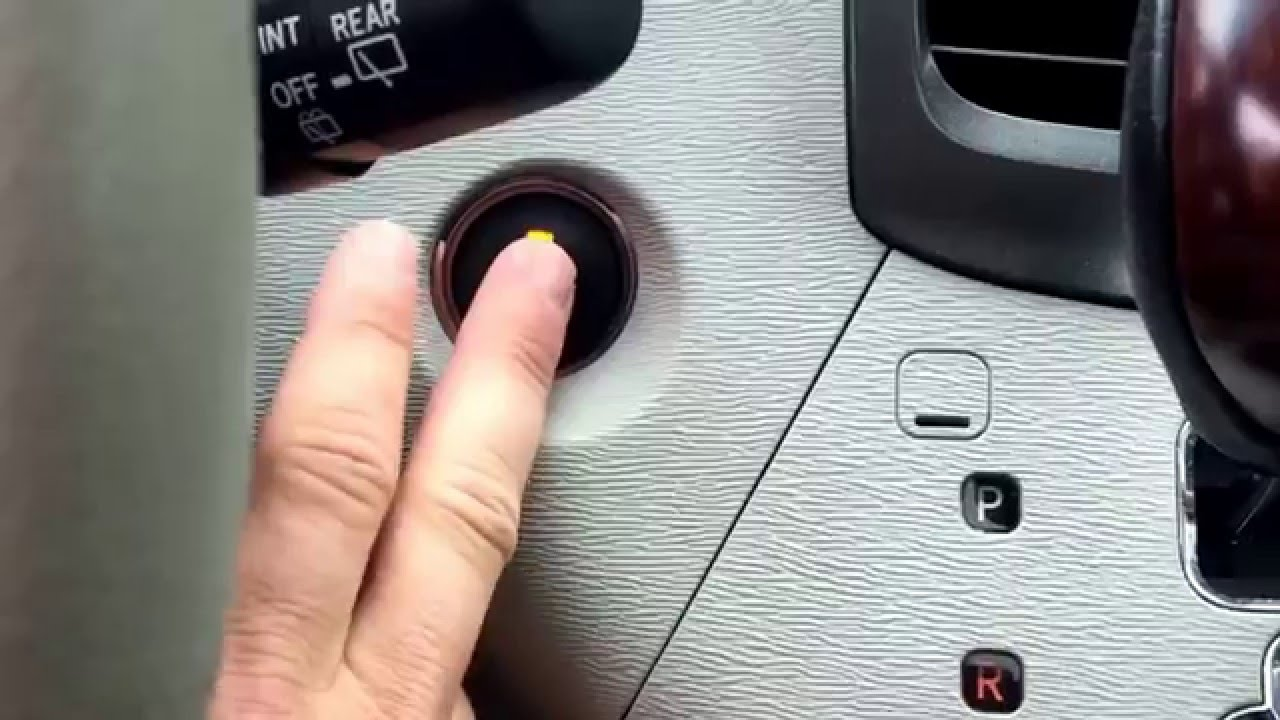 Toyota Sienna 2013 Reset Maintenance Light Instructions  YouTube
