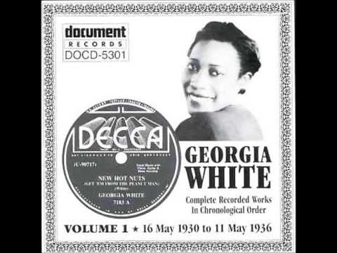 Georgia White - When You're Smiling, The Whole World Smiles With You - 1930