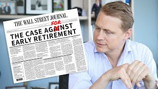 The Case Against Early Retirement | Wes Moss | Money Matters