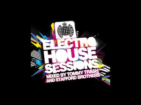 Electro House Sessions Disc 1 By Tommy Trash