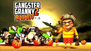 Gangster Granny 2: Madness Android GamePlay Trailer (HD) [Game For Kids]