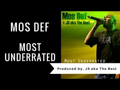 Mos Def - Most Underrated (2012)