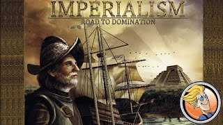 Imperialism: Road to Domination overview — Spiel 2014