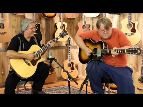 """Doyle Dykes and son Caleb Perform """"Bridging The Gap"""""""