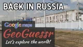 BACK IN RUSSIA (Google Maps GeoGuessr) Free HD Video