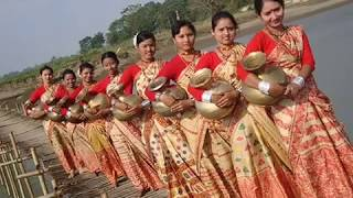 SANTHALI SONG (KUNAMI CHANDOW DOY) (Santhali Traditional Songs)