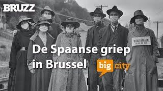 Hoe heeft de Spaanse griep gewoed in Brussel?
