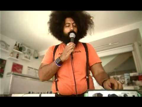 Reggie Watts (Key & Peele outro song) 'I Just Want To' (2009)