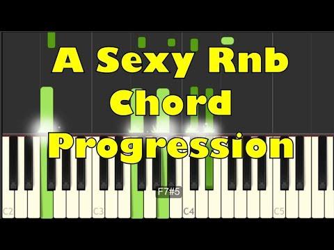 A Very Sexy RnB Chord Progression