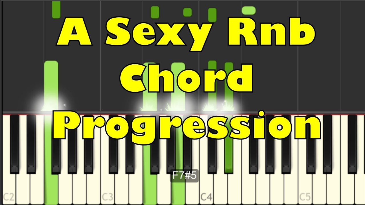 Sexy piano chords