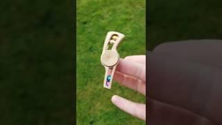 BallBuster - Handspin fidget spinner toy