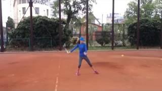 Теннис. Дневник тренировок. 32.