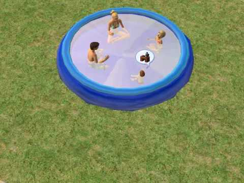 Large Wading Pool