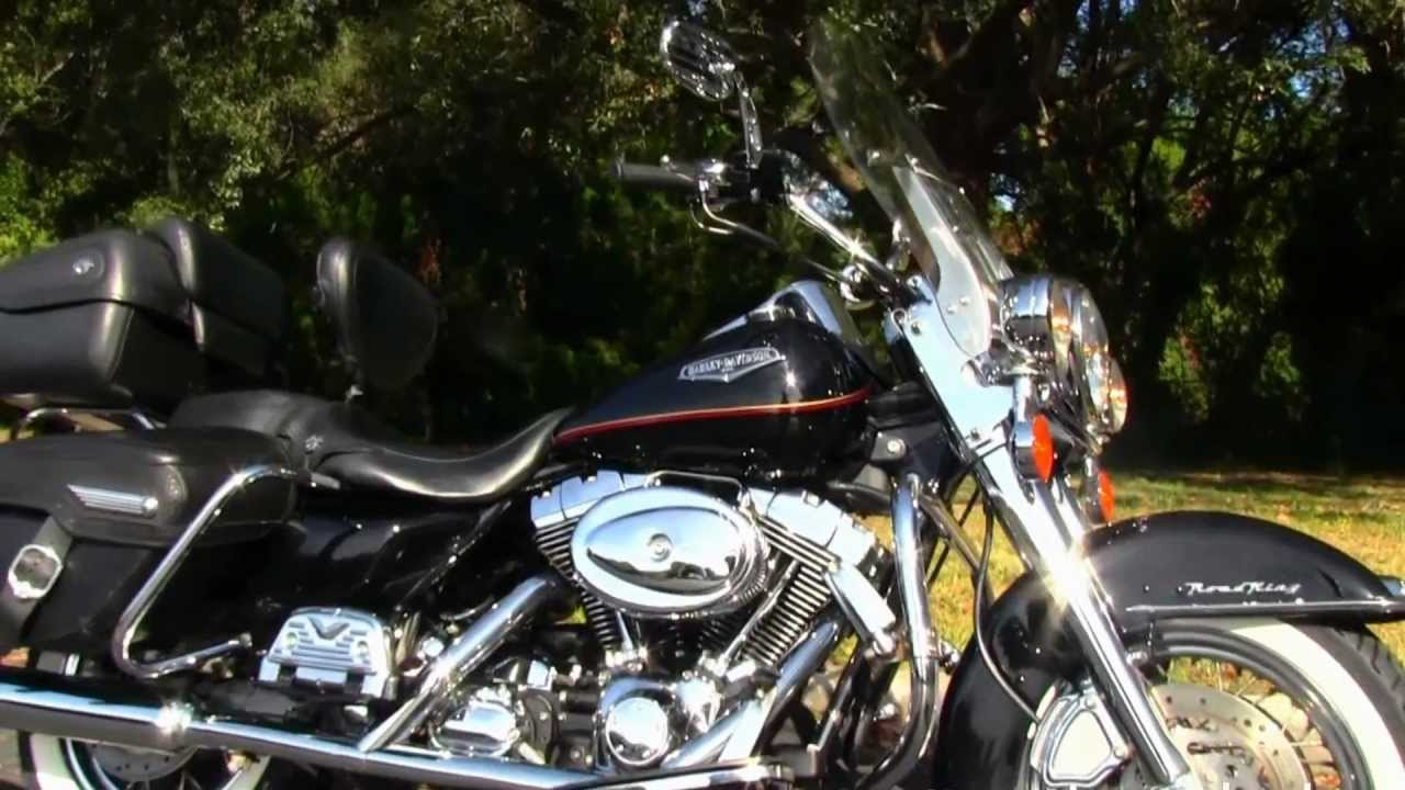 2001 Harley Davidson Flhrc Road King Classic Sale Review Youtube
