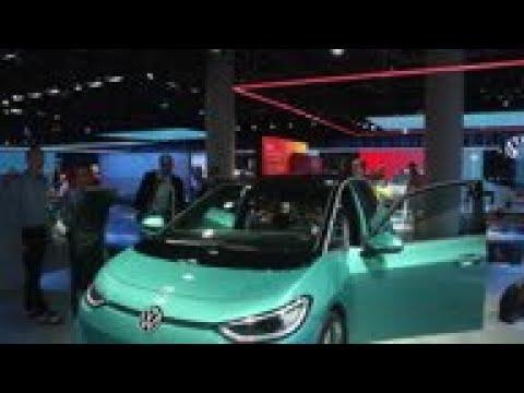 VW and BMW bosses tout EV credentials at Frankfurt's IAA