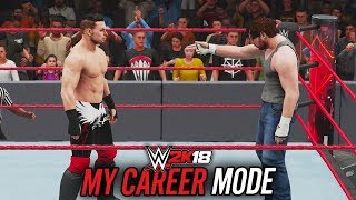 WWE 2K18 My Career Mode - Ep 13 - SHOWDOWN!!