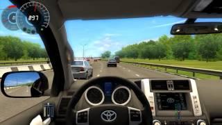 Toyota Land Cruiser Prado - POV Test Drive