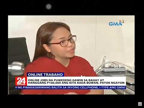 Work from home - Homebased Jobs for Pinoy