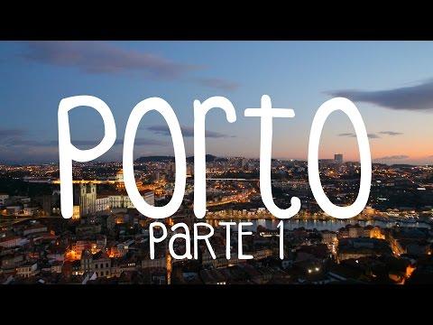 Porto - Portugal - Parte 1/2