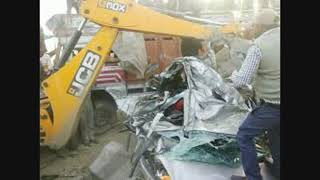 Braking News || गुजरात में भावनगर-अहमदाबाद हाईवे पर  ट्रक पलटने से 19 की मौत, 7 घायल || Big News ||