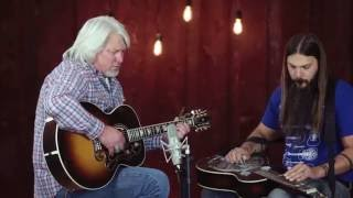 Behind The Acoustic Guitar with Cory Leon Johnson