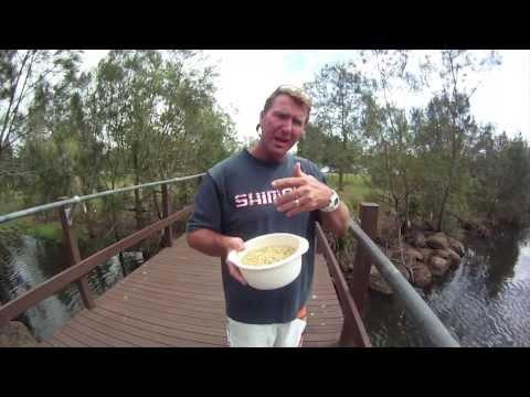 How to make homemade burley - SHIMANO AUSTRALIA