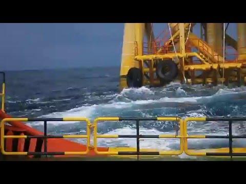 ombak ganas di offshore