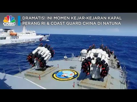 Sengit! Kapal Perang