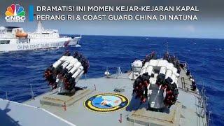 Download Mp3 Sengit! Kapal Perang Ri Vs Coast Guard China Di Laut Natuna