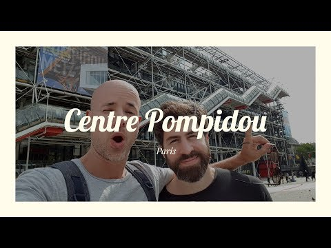 Paris Free / Centre Pompidou