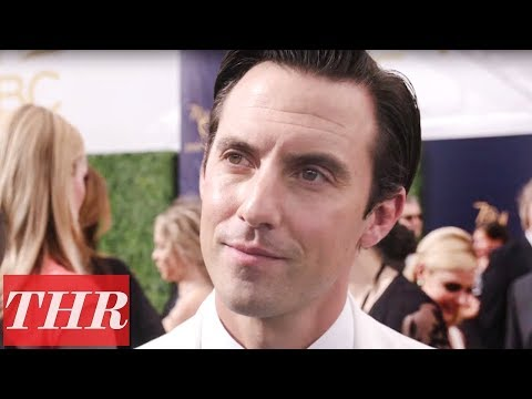 'This Is Us' Star Milo Ventimiglia Talks Parent's Oscars Hopes  Emmys 2018