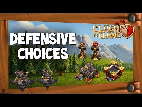 Geared-Up Defenses, Ground vs Air X-Bow, Single vs Multi Inferno | Clash of Clans