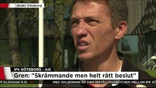 IFK Göteborgs sportchef :
