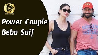 Kareena, Saif Facebook Live at Rujuta Diwekar Office | IndainCinema Live
