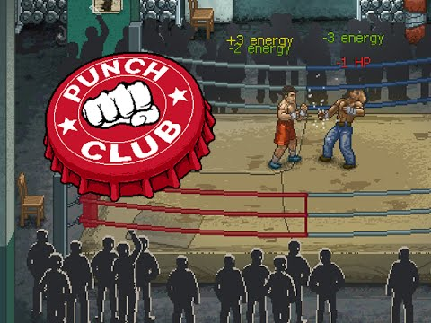 punch club game